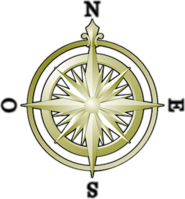 Compass clipart west Best Pinterest Compass about on
