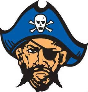 East clipart pirate Proviso East Classic  Pirate