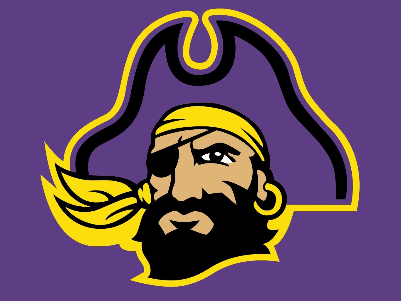 East clipart pirate Pirates football Meme Know ECU