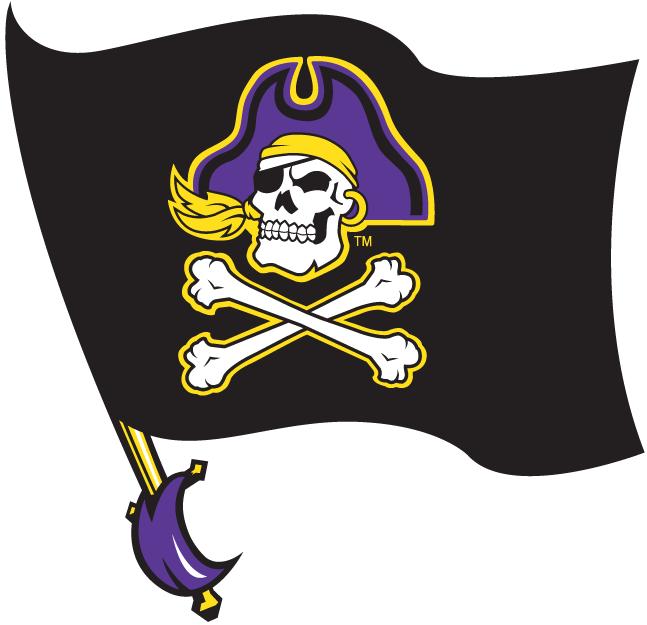 East clipart pirate Carolina (NCAA NCAA h) Pirates
