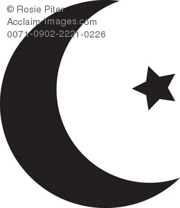 East clipart symbol Clipart Illustration Islamic Illustration of