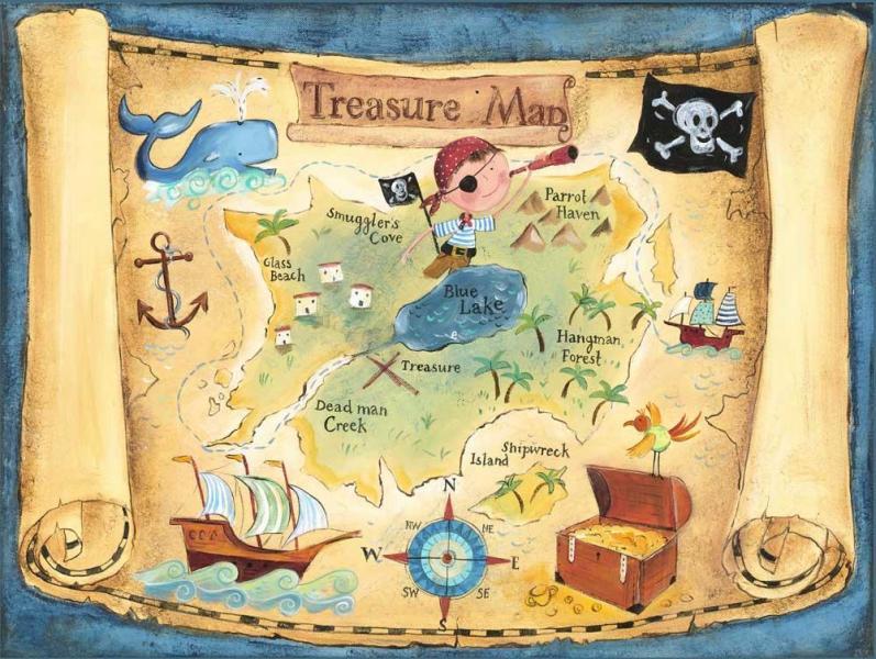 East clipart treasure map Map Treasure maps Critiques Critiques