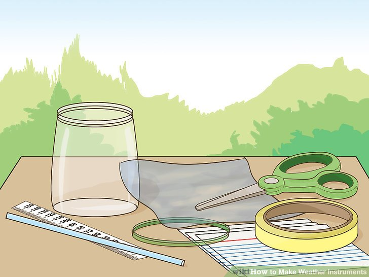 East clipart weather tool Instruments wikiHow Step How Instruments
