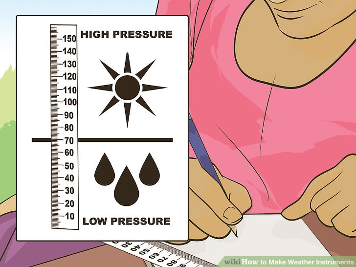 East clipart weather tool Instruments wikiHow Weather (with Make