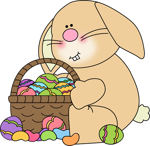 See clipart easter egg hunt #9