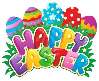 Easter clipart Clipart easter image easter Happy