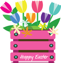 Easter clipart 106 Clipart Size: Free Rabbit