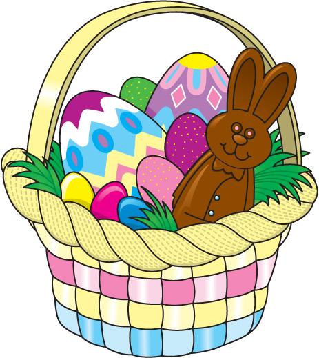 Easter clipart basketball #13