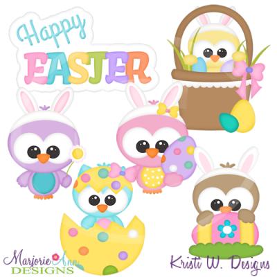 Easter clipart owl #15