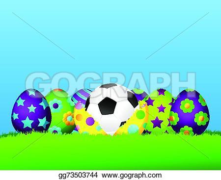 Easter clipart soccer #5