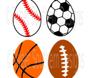 Easter clipart soccer #4