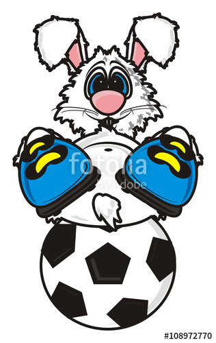 Easter clipart soccer #12