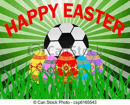 Easter clipart soccer #7