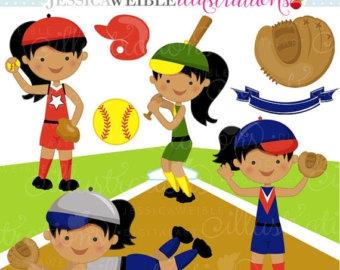 Easter clipart softball #13