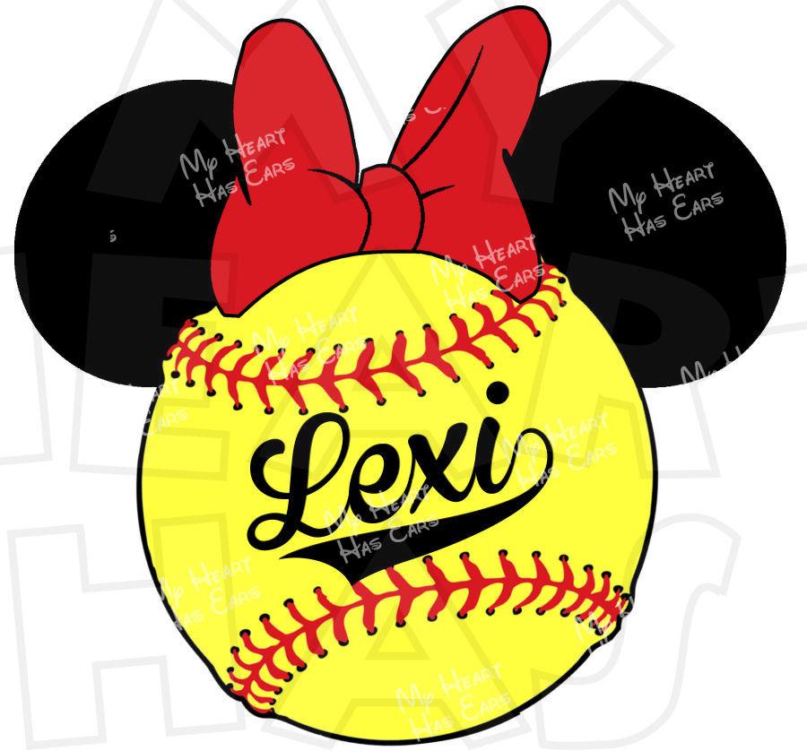 Easter clipart softball #7