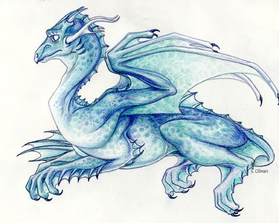 Blue Dragon clipart water dragon Dragons! 86 Be best Here