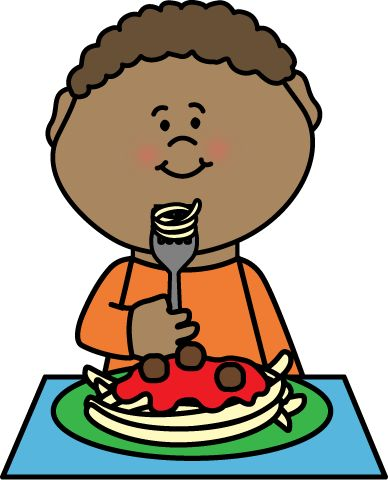 Eating clipart Collection Cute kid She clipart