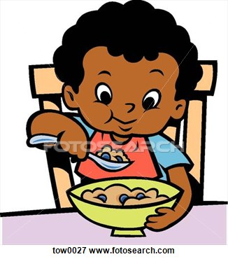 Breakfast clipart kid breakfast & Clipartner Eating Clipart Eat