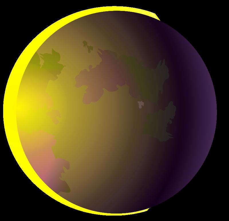 Eclipse clipart Clip Free Eclipse Solar Art