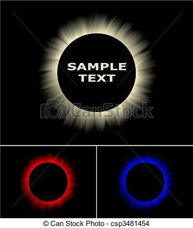 Eclipse clipart Csp3481454 full  full eclipse