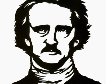 Edgar Allan Poe clipart IMGFLASH Poe Clipart Allan Allan