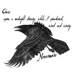 Dead clipart infant mortality Images Art~Ravens drawing poe Pinterest