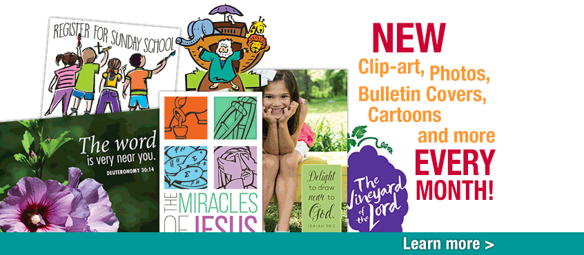 Editingsoftware clipart church newsletter Bulletins! one NEWSLETTER source for