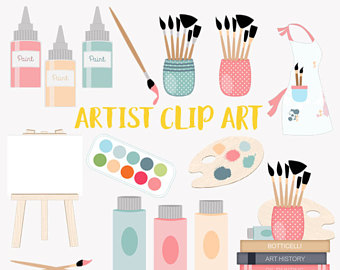 Editingsoftware clipart crafter Art paints Sewing watercolor clip