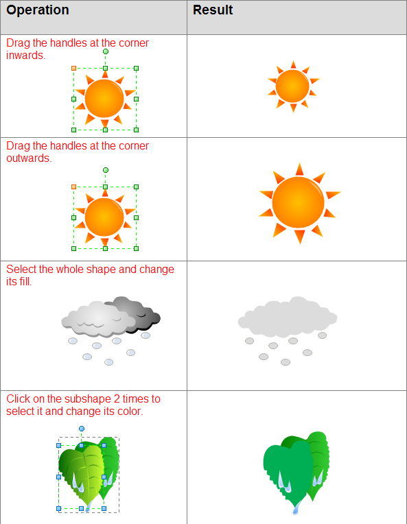Editingsoftware clipart handout Use Weather Weather Clipart to