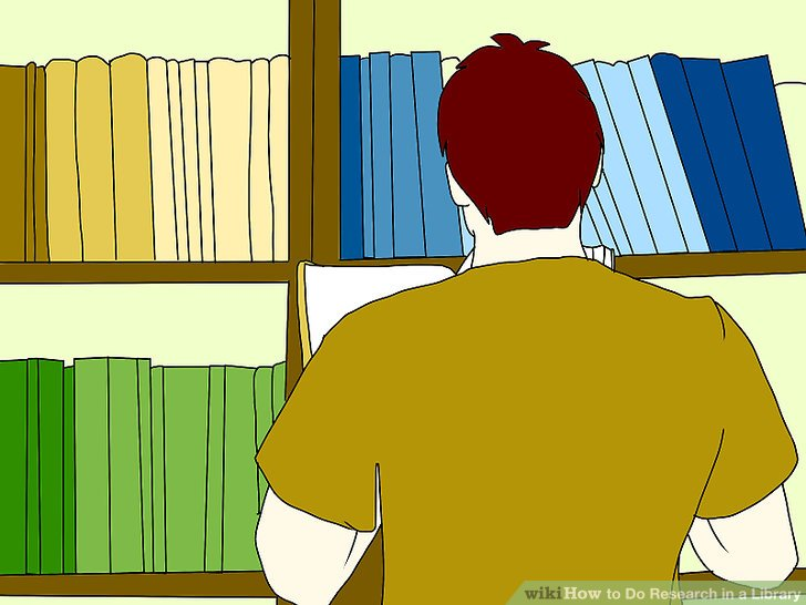Editingsoftware clipart library research Do to How wikiHow (with