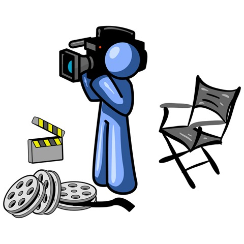 Actor clipart video recorder  Clipart Free Clip Download