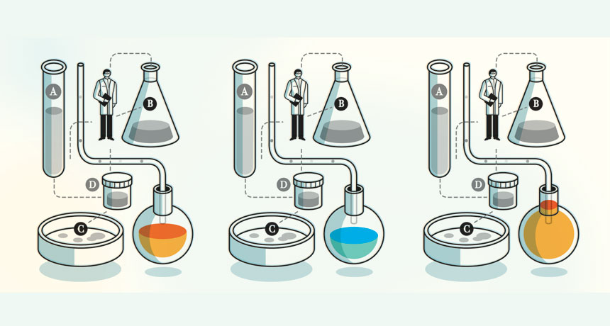 Editingsoftware clipart science research Redoing reproducing the research