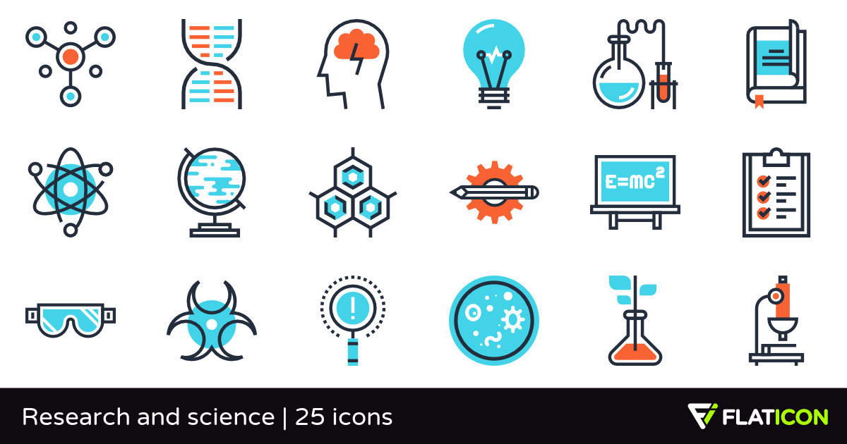 Editingsoftware clipart science research Research (SVG  icons 25