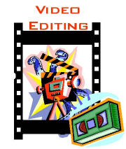 Editingsoftware clipart video production Clip Video Art Video Editing