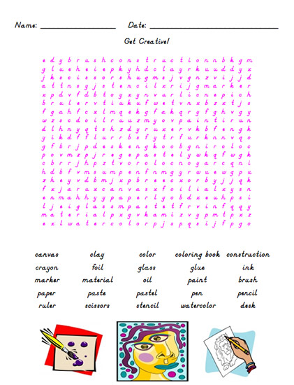 Editingsoftware clipart word search Below print Create the search