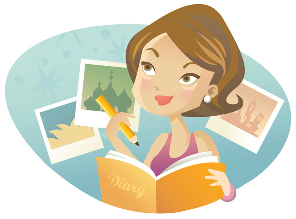Editingsoftware clipart writer woman Information – M • Manager