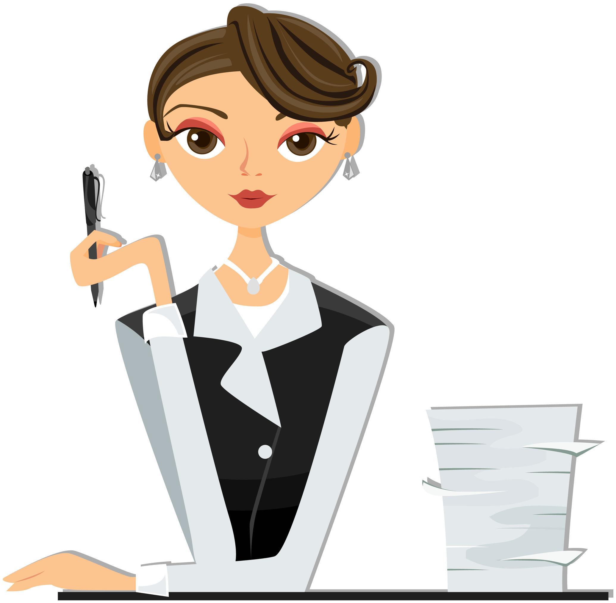 Editingsoftware clipart writer woman Write & Stock Redpen Writer
