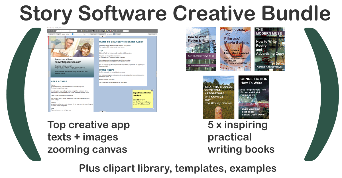 Editingsoftware clipart writing story Apps clipart write Notes advice
