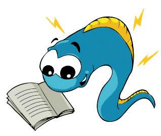Eels clipart #13