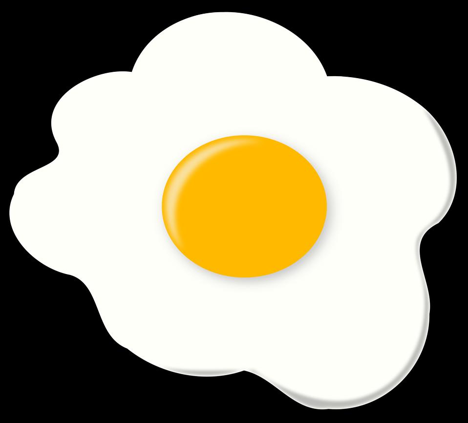 Fried Egg clipart transparent Clipart Eggs Breakfast Breakfast 9190
