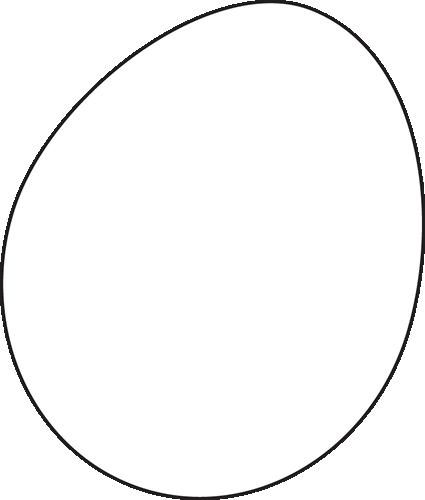 White clipart egg White Image Art White and