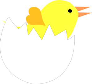 Shell clipart yellow Egg clipart and Yellow Cracked