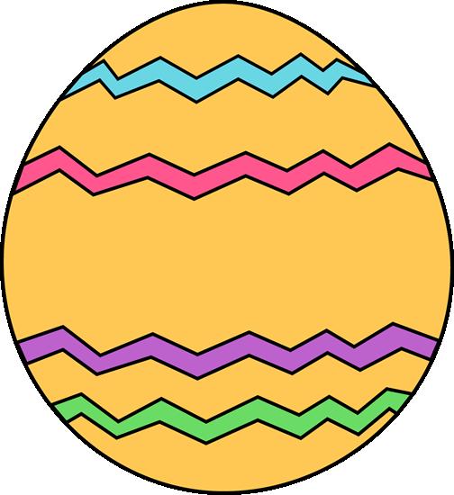 Orange clipart easter eggs Egg Egg Clip Easter Easter