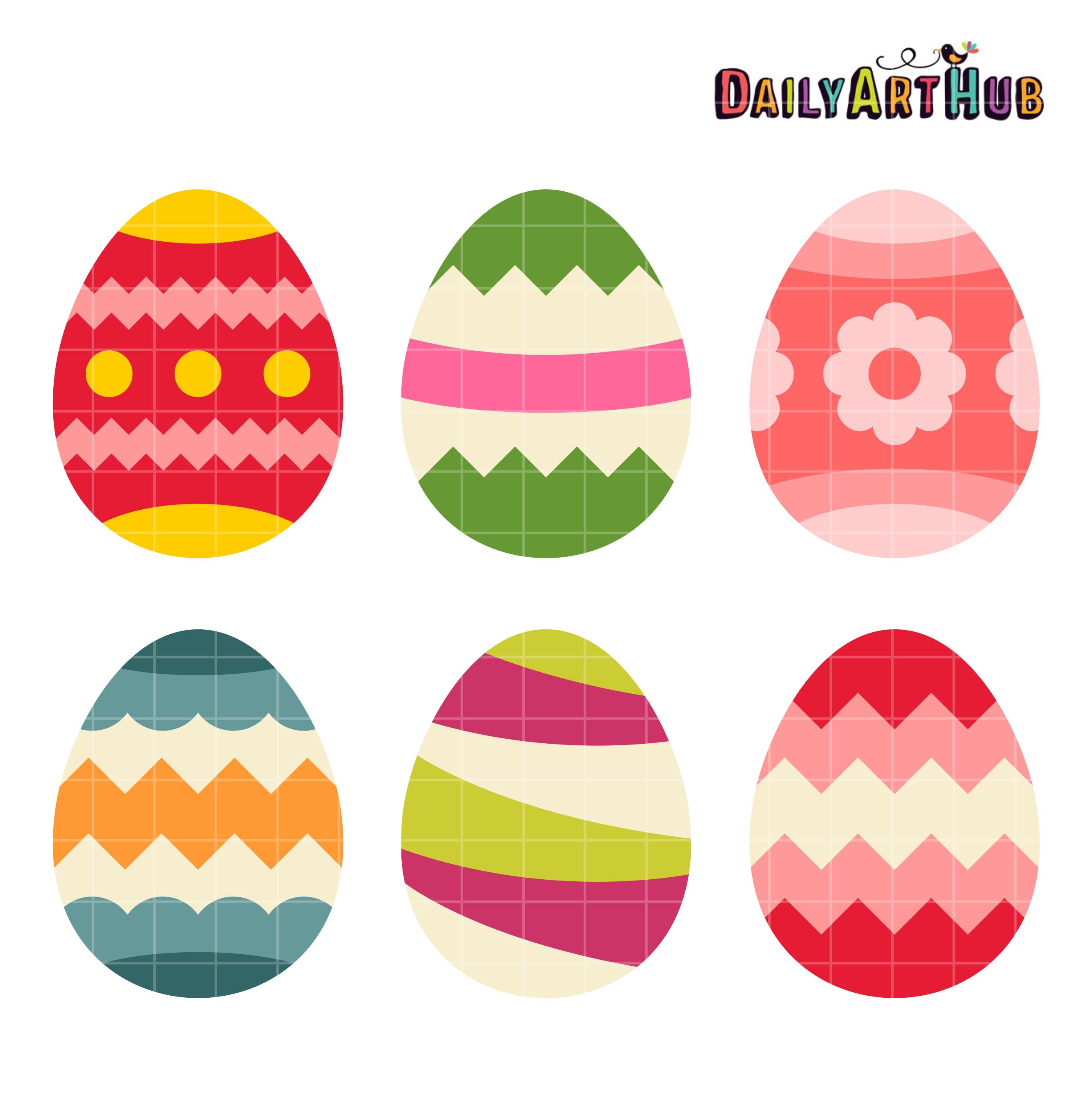 Pretty clipart easter egg #15