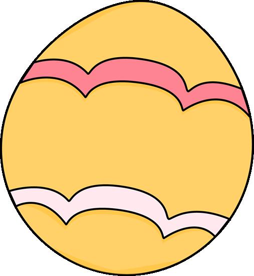 Orange clipart easter eggs Clip Easter Art Egg Egg