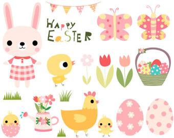 Coin clipart cute Easter Kawaii Cute clipart Easter