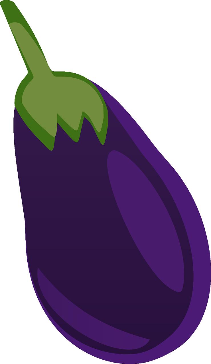 Eggplant clipart Eggplant Free Clip Eggplant Use