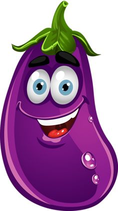 Eggplant clipart Eggplant Vegetable  Clipart Eggplant