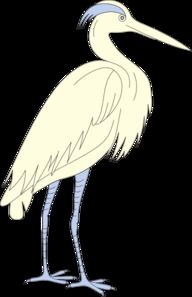 Egret clipart Clip Clip  Egret Clker
