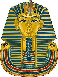 Egyptian clipart King Free Graphics tut pharoh